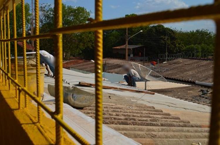 Polícia Civil frustra tentativa de fuga em Laranjeiras do Sul - CGN