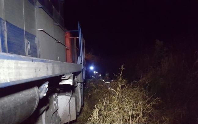 Rapaz de 20 anos morre atropelado por trem em Ponta Grossa - CGN