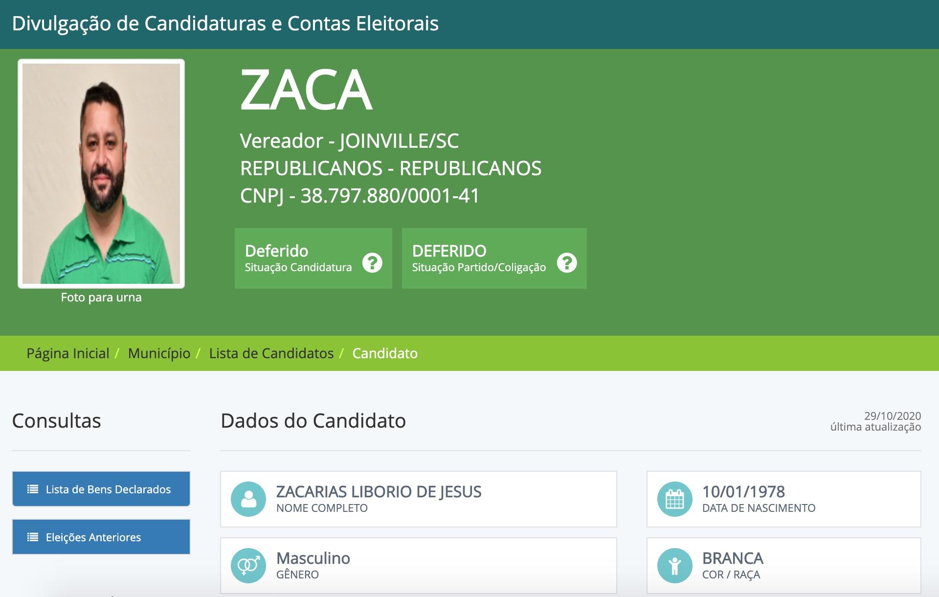 Candidato a vereador com patrimônio de R$ 26 milhões recebeu auxílio emergencial - CGN
