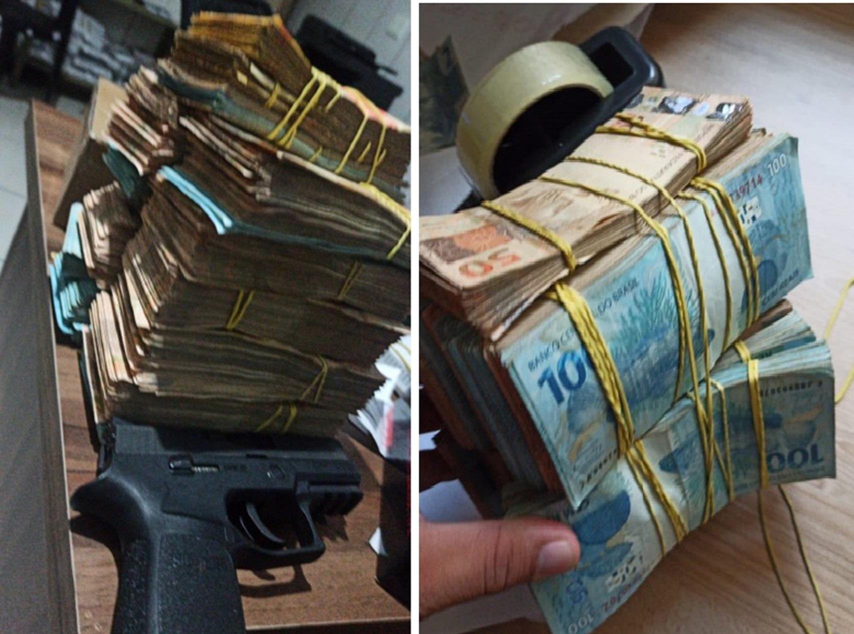 Polícia Federal realiza ação contra os Piratas do Asfalto que realizavam roubos em rodovias - CGN
